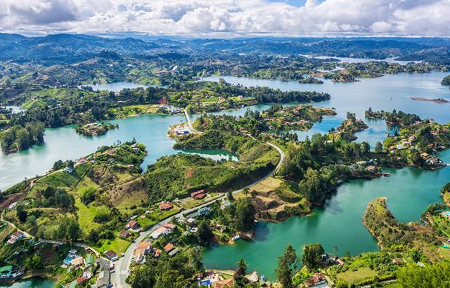 Colombie – Nicaragua