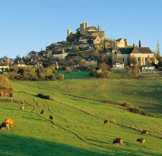 Séjour avec des familles anglaises en Limousin