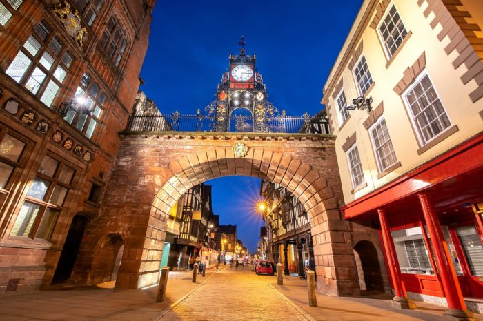 « Virtual » stay in Chester. Yes you can !